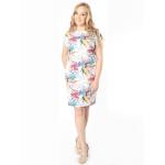 Платье Флора хлопок цвет мультиколор