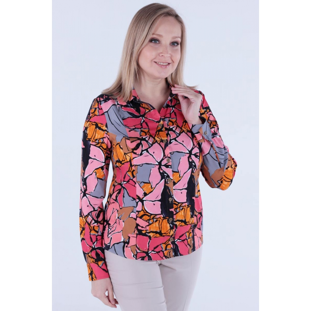 Блузка /рубашка ГАРДИ №2 бж38