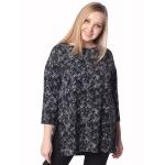 Блуза МУЗА с15 вискоза цвет черный