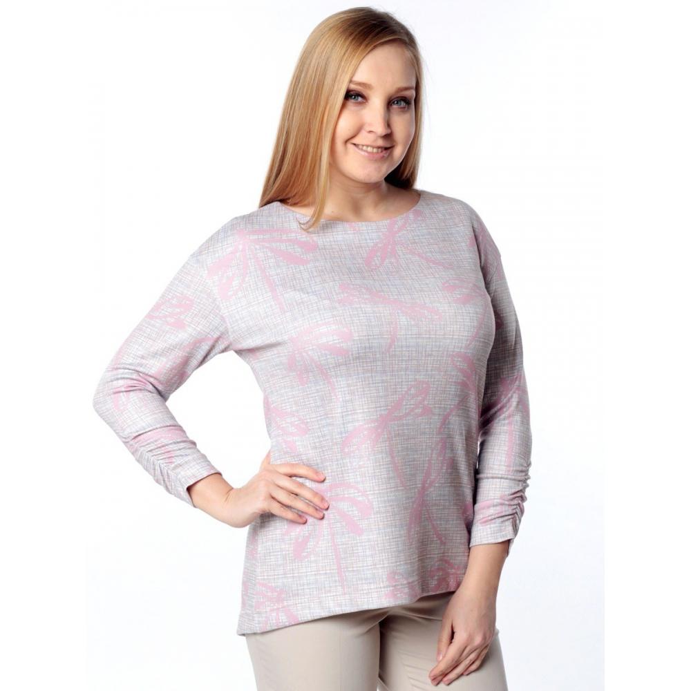 Блуза МИЧЕЛЛ г18 вискоза цвет розовый