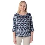 Блуза СЮЗЕТ №2 е10 вискоза цвет синий