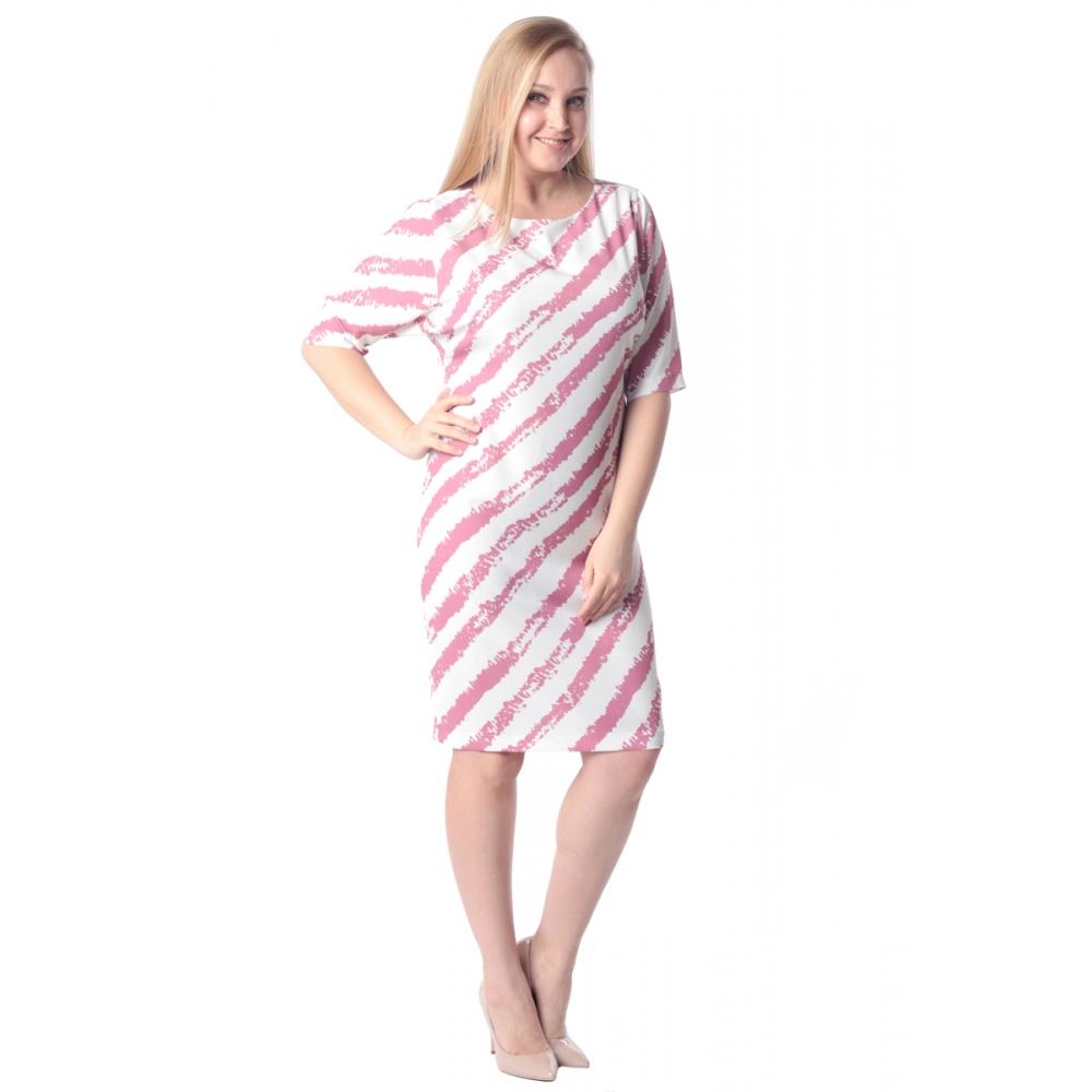 Платье Глория №2 г86 вискоза цвет розовый