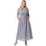 Платье Дэя №2 бб08 хлопок цвет серый
