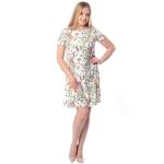 Платье Этюд №3 бб23 вискоза цвет мультиколор