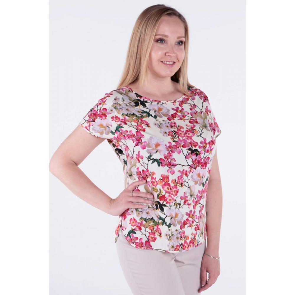 Блуза ФЛОРИАНА №3 бг92