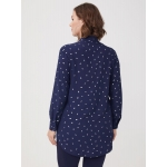 JADO Блуза 220-01-03 синий