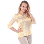 Блуза Бьянка г90 вискоза цвет желтый