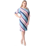 Платье Глория №3 г97 вискоза цвет разноцветный