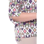 Блуза СЮЗЕТ г06 вискоза цвет белый