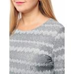 Блузка Электра д50 люрекс цвет серебро