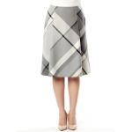 Юбка Николь костюмная ткань цвет серый