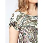 Блузка Стейси б24 вискоза цвет мультиколор