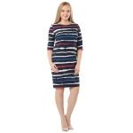 Платье Катрин №3 б03 вискоза цвет синий