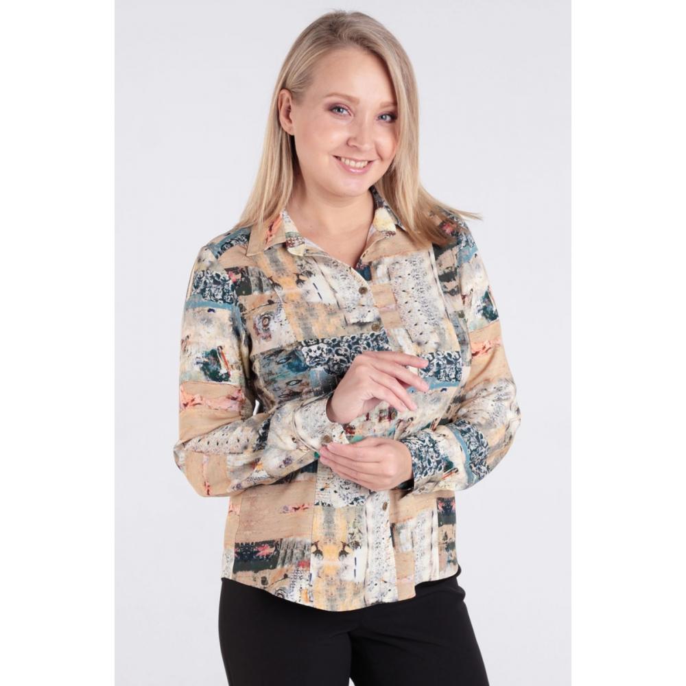Блузка /рубашка ГАРДИ бж21
