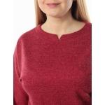 Блузка ОРНЕЛЛА №2 а55 вискоза цвет красный