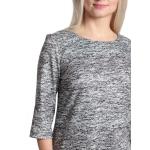 Платье Николет а89 вискоза цвет серый