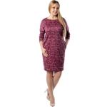 Платье Манон №5 в94 вискоза цвет бордовый