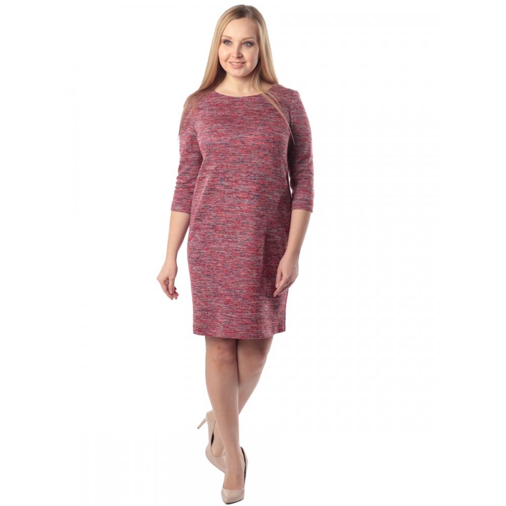 Платье Каталина №2 в99 вискоза цвет красный