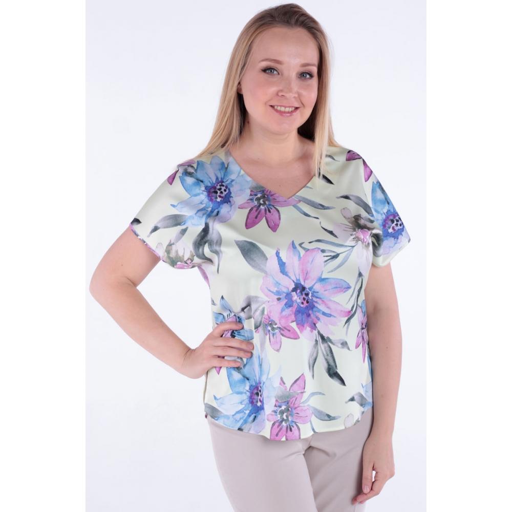 Блузка Амалия №5 бг77