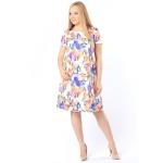 Платье Армель б58 вискоза цвет мультиколор