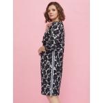 JADO Платье 220-02-01 черное