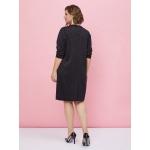 JADO Платье 220-02-02 черное