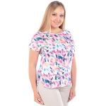 Блузка ЛИЛЯ №4 бб20 хлопок цвет разноцветный