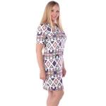 Платье РИТМ бб22 вискоза цвет белый