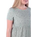 Платье Аэлита бб27 хлопок цвет оливковый