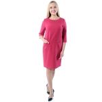 Платье Джоан №3 а22 вискоза цвет красный