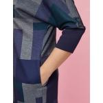 JADO Платье 220-02-03 зеленое
