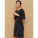 JADO Платье 221-02-06 черный