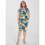 JADO Платье 121-02-04 зеленый