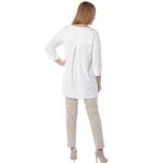 Блуза МУЗА №2 а43 вискоза цвет молочный