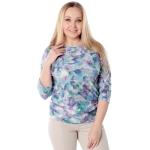 Блузка ВЕНЕРА №3 г65 вискоза цвет голубой