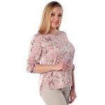 Блуза ДЖИНА №3 г57 вискоза цвет розовый