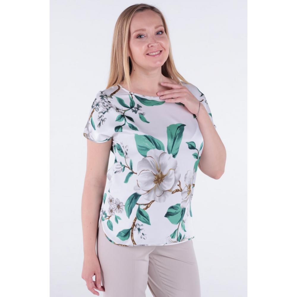 Блуза ФЛОРИАНА бд02
