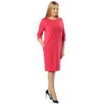 Платье РОНА а01 вискоза цвет розовый