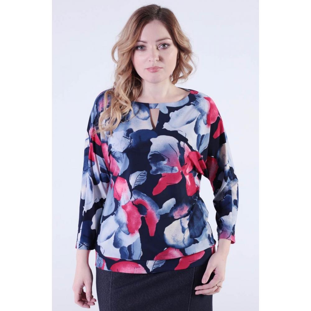 Блузка ПОЭЗИЯ бв56