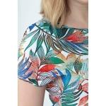 Блузка ФЛОРИАНА №3 коричневый