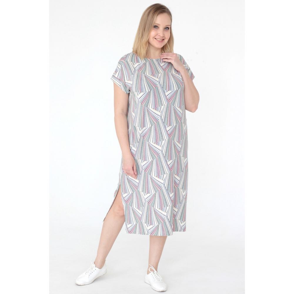 Платье ПАЛЕРМО мультиколор