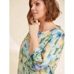 JADO Блуза 121-01-06 зеленый
