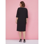 JADO Платье 220-02-04 черное