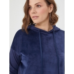 JADO Блуза+Брюки (Комплект) 220-06-01 синий