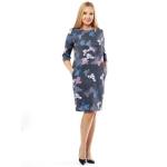 Платье Рондо №3 с47 вискоза цвет графит