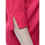 Блузка Злата №2 а55 вискоза цвет красный