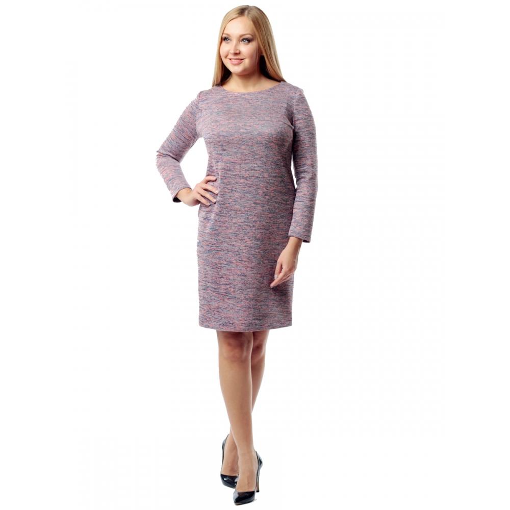 Платье Каталина в59 вискоза цвет розовый