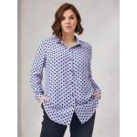 JADO Блуза 121-01-03 фиолетовый