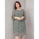 JADO Платье 121-02-02 зеленый