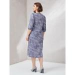 JADO Платье 121-02-03 серый